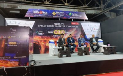 TrafficInfratech Expo & ParkingInfratech Expo, 2019