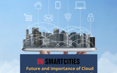 Future and importance of Cloud Solutions for Smart Cities in India