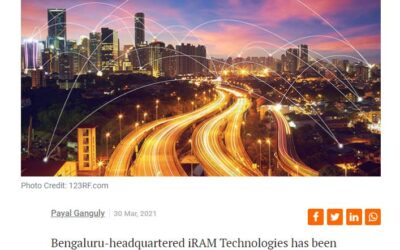 iRAM Technologies secures four new Smart Cities projects – TechCircle